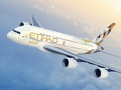 Etihad Airlines Date Change